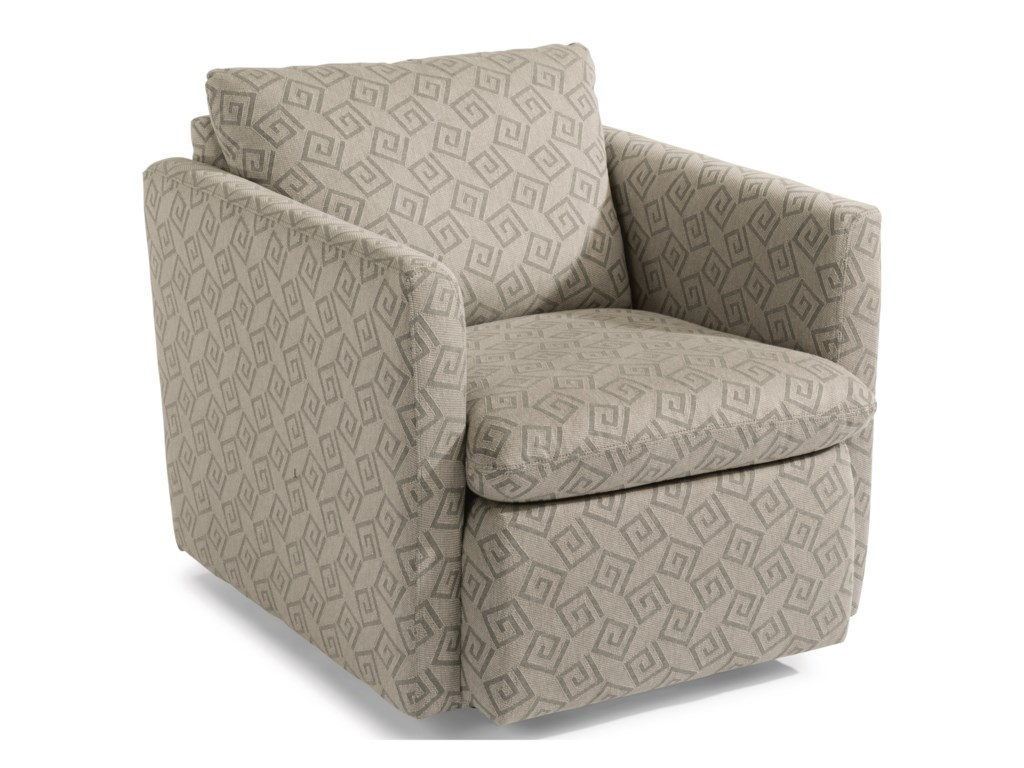 Flexsteel KendallSwivel Accent Chair