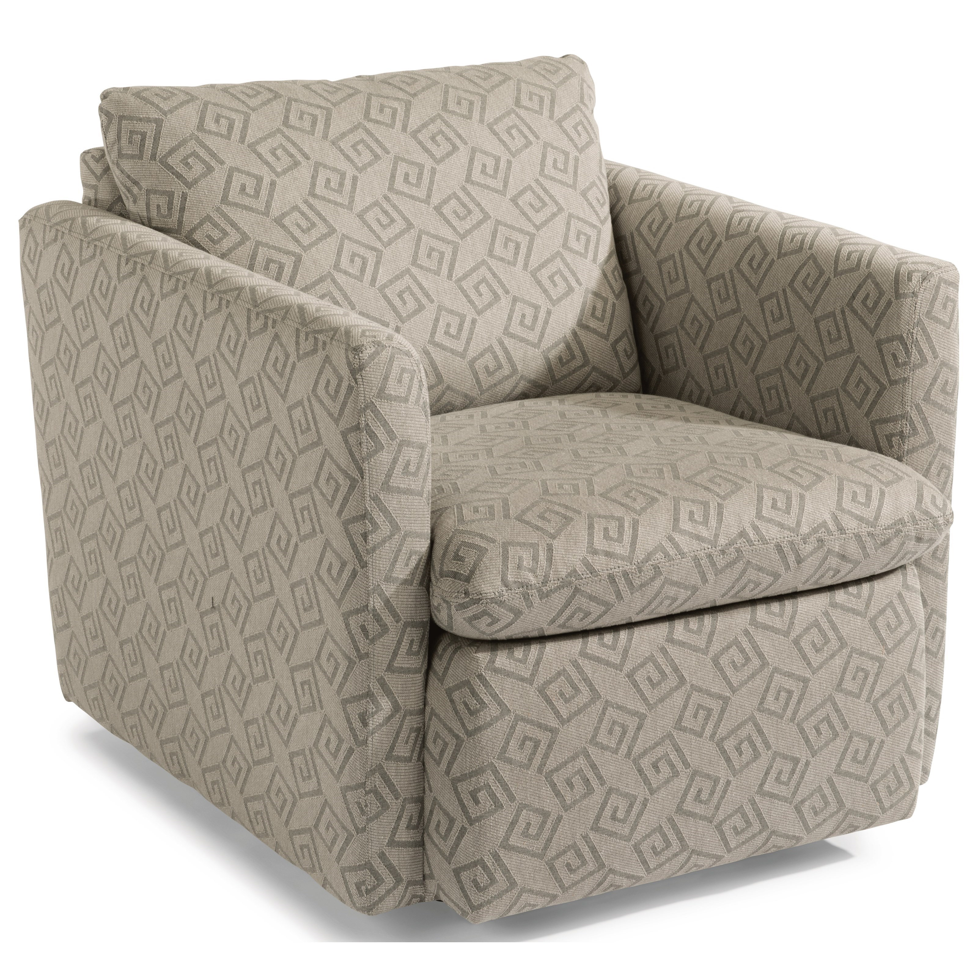 Great Flexsteel KendallSwivel Accent Chair