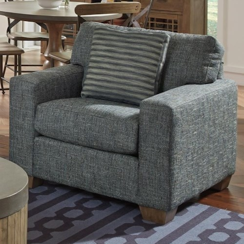 Flexsteel Kennicot Contemporary Casual Chair