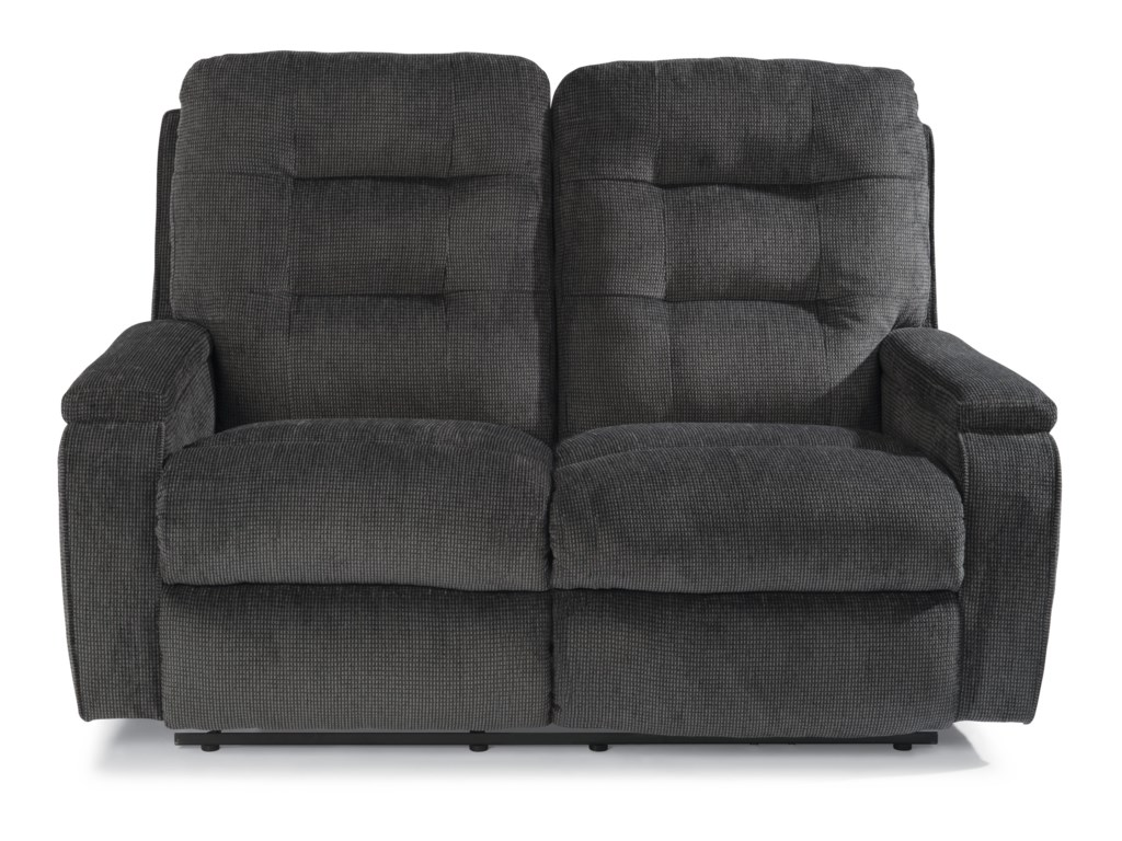 Flexsteel KerriePower Reclining Loveseat