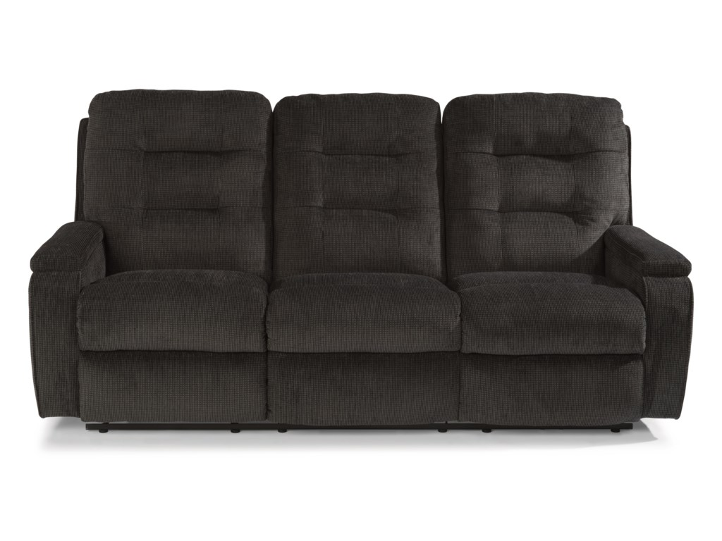 Flexsteel KerriePower Reclining Sofa