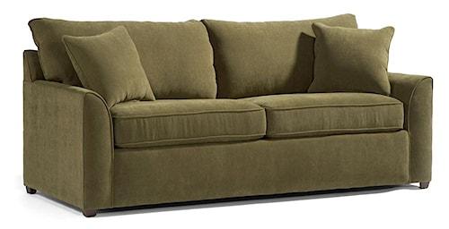 Flexsteel Sofa Sleeper Flexsteel Key West Queen Size Sofa