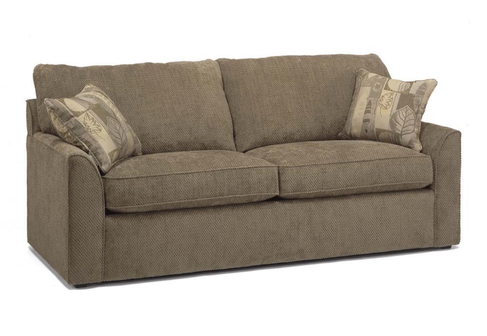 Sofa Sleeper Shown Closed.