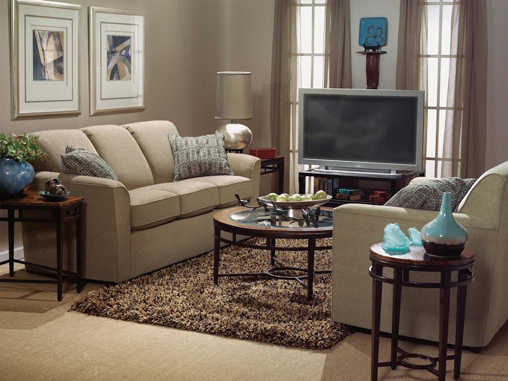 Flexsteel LakewoodLove Seat