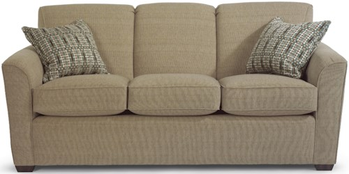 Flexsteel Lakewood 78 Lakewood Stationary Sofa Boulevard Home Furnishings Sofa