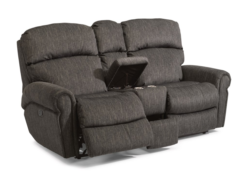Flexsteel LangstonReclining Love Seat