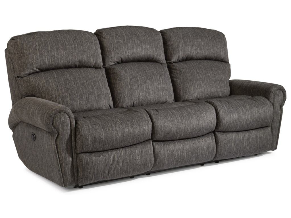 Flexsteel LangstonPower Reclining Sofa