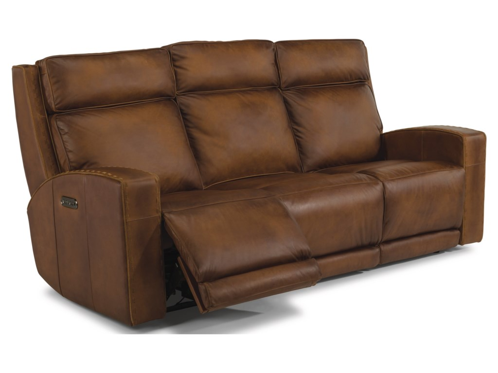 Flexsteel Latitudes - ArcherPower Reclining Sofa