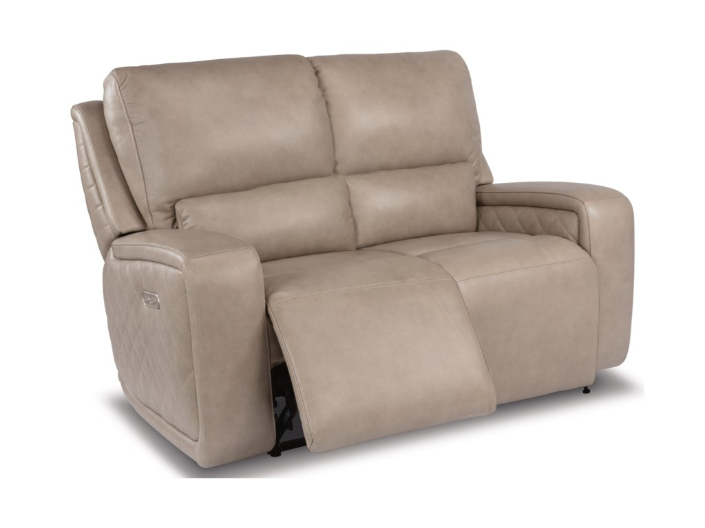 Flexsteel Latitudes - BladePower Reclining Loveseat