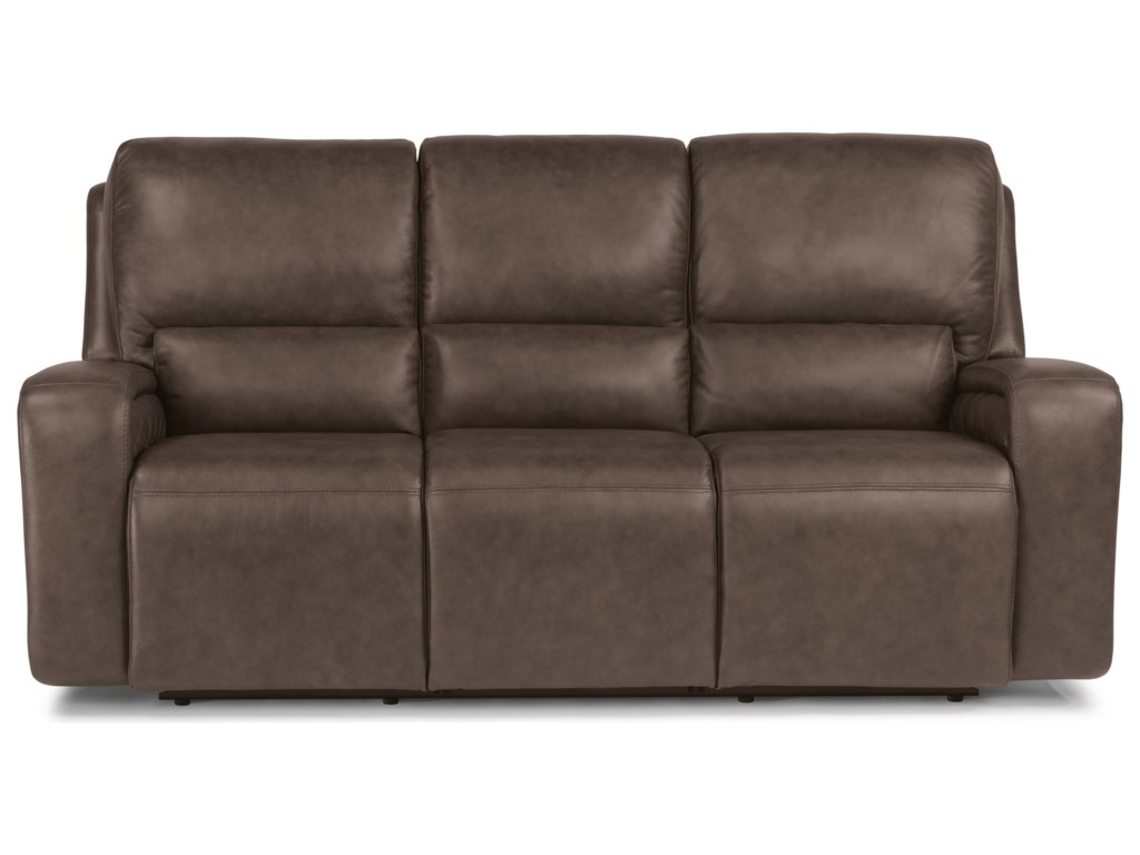 Flexsteel Latitudes - BladePower Reclining Sofa