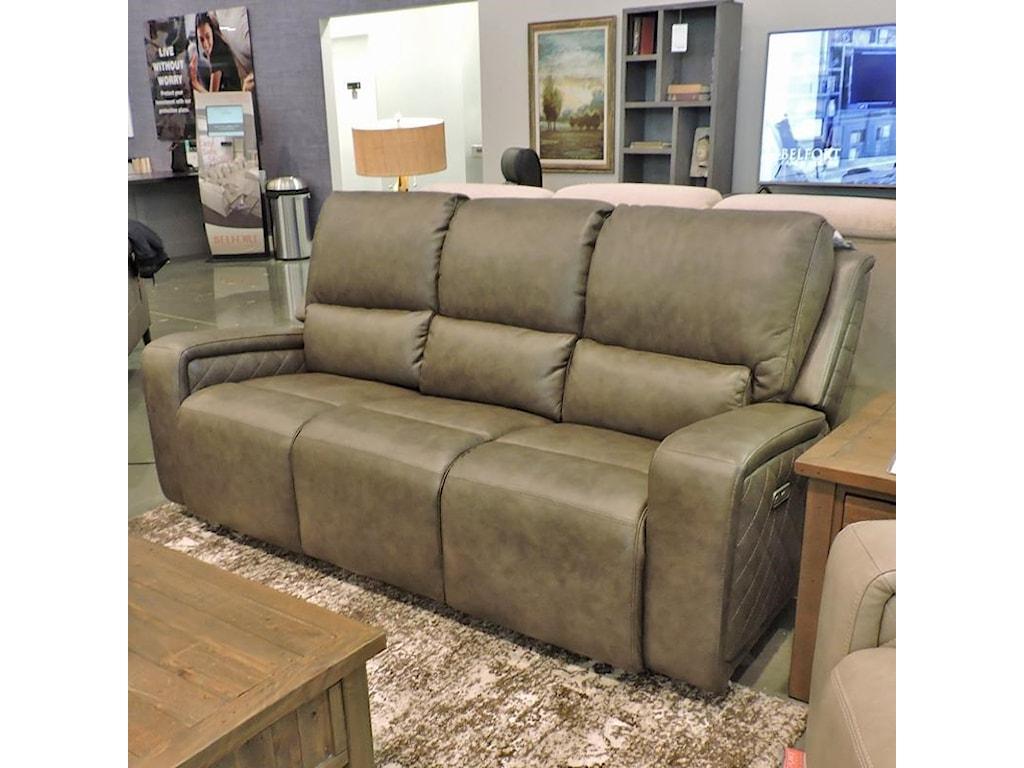 Flexsteel Latitudes - BladePower Reclining Sofa