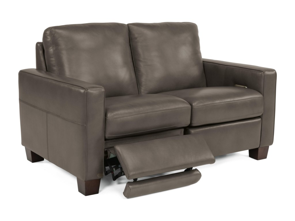 Flexsteel Latitudes - BrittonPower Reclining Loveseat
