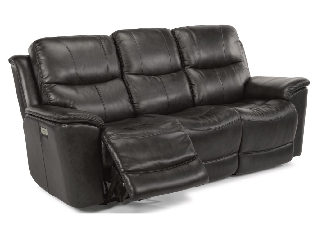 Flexsteel Latitudes - CadePower Reclining Sofa