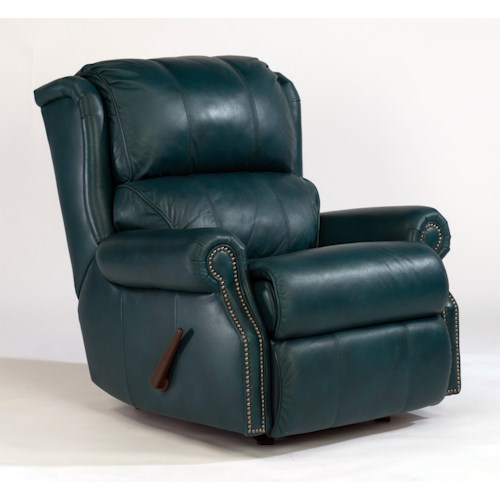 Flexsteel Latitudes - Comfort Zone Rocking Recliner