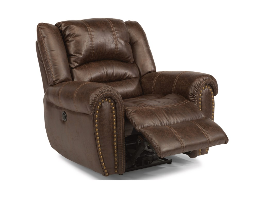 Flexsteel Latitudes - DowntownPower Recliner