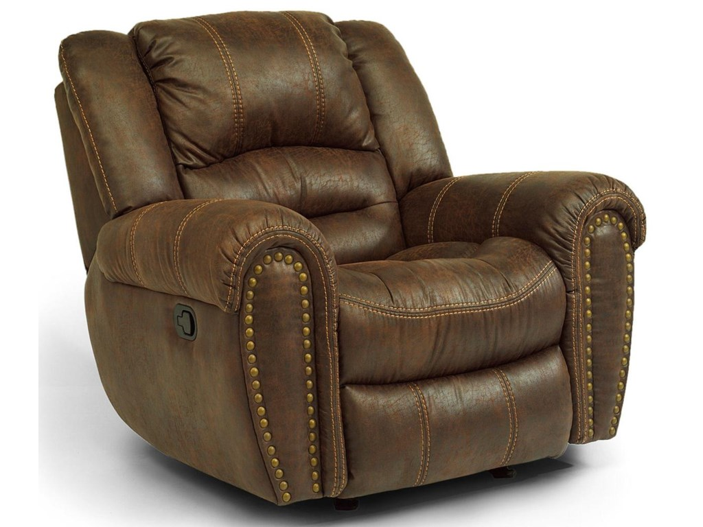 Flexsteel Latitudes - DowntownGlider Recliner