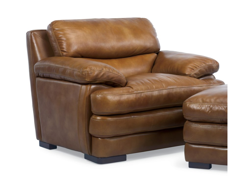 Flexsteel Latitudes - DylanLeather Chair
