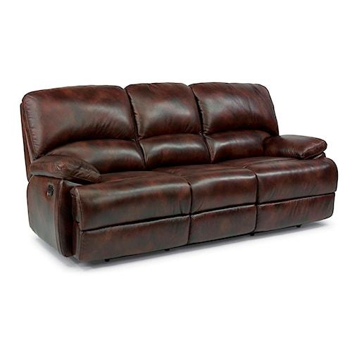 Flexsteel Latitudes - Dylan Three Seat Reclining Sofa