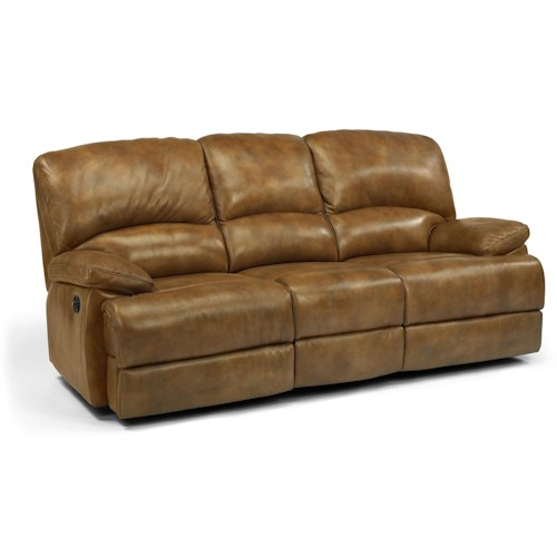 Flexsteel Latitudes - Dylan Three Seat Reclining Sofa