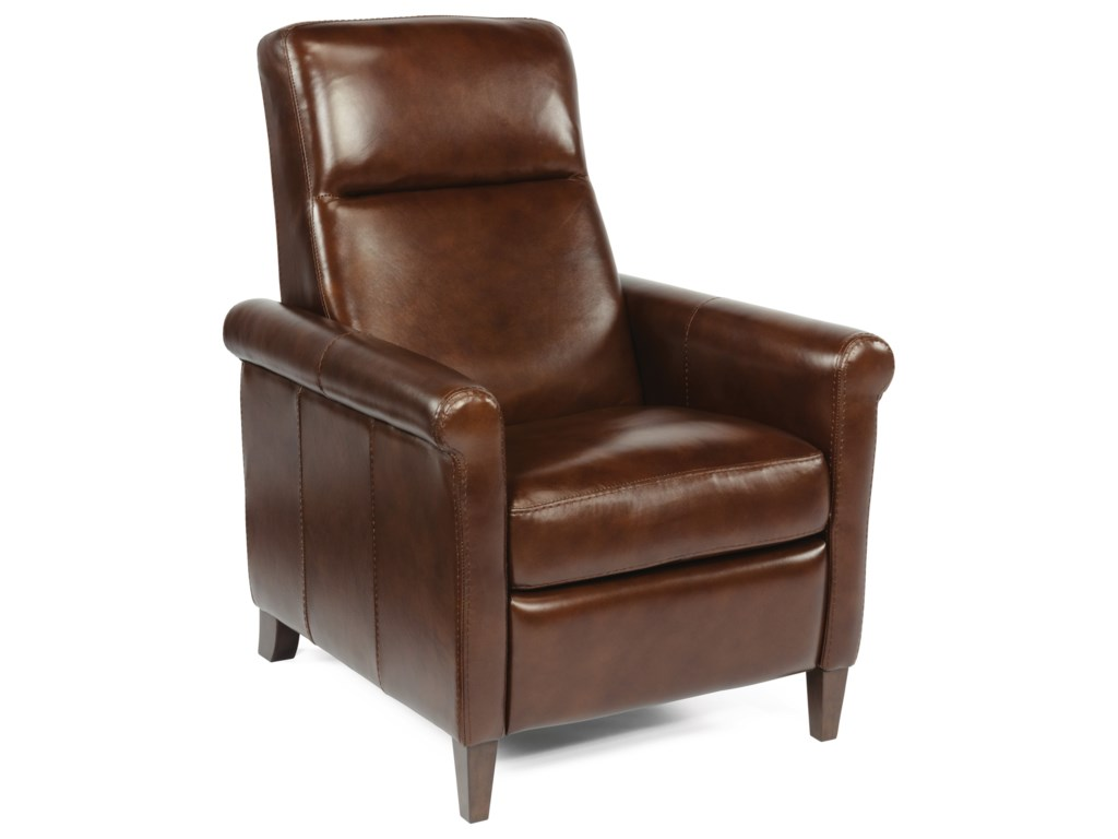 Flexsteel Latitudes - IrenePush-Back High-Leg Recliner