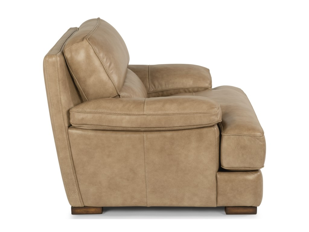 Flexsteel Latitudes - JadeLeather Chair