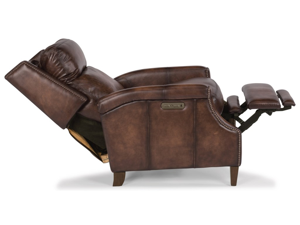 Flexsteel Latitudes - JaggerPower High-Leg Recliner