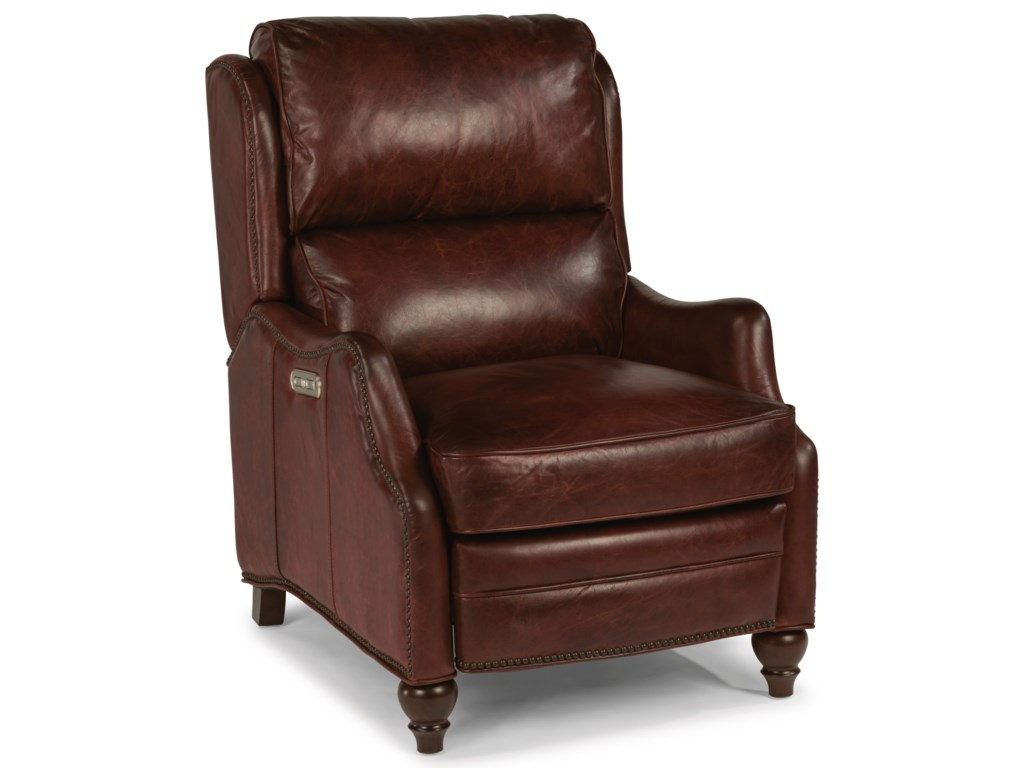 Flexsteel Latitudes - JamisonPower High-Leg Recliner