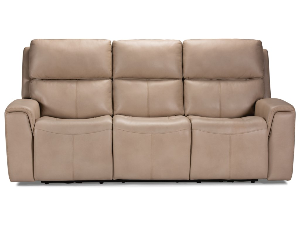 Flexsteel Latitudes - JarvisPower Reclining Sofa