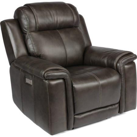 Lay-Flat Power Recliner