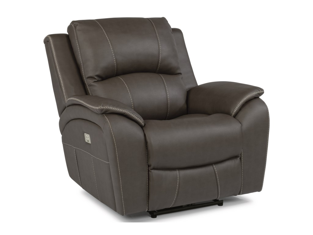 Flexsteel Latitudes - MarinaPower Recliner