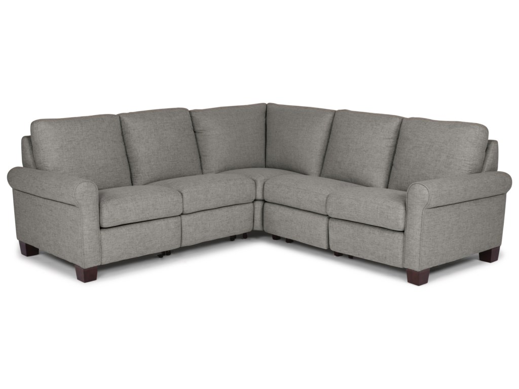 Flexsteel Latitudes - MelaniePower Reclining Sectional