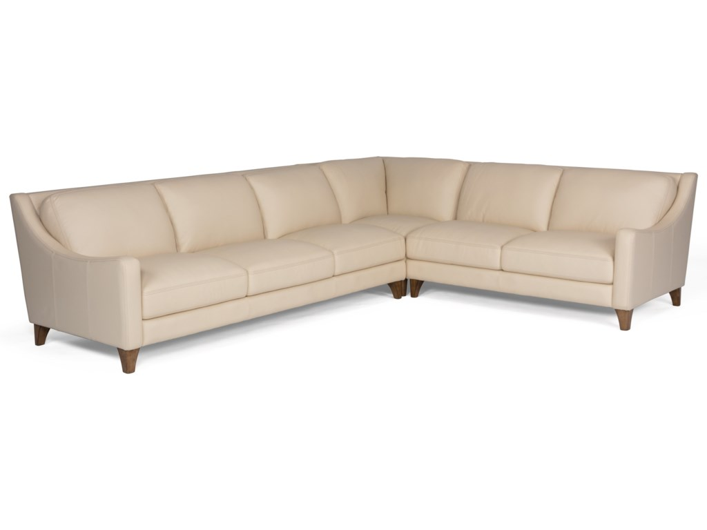 Flexsteel Latitudes - MelroseSectional Sofa