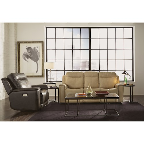 Flexsteel Latitudes - Miller Power Reclining Living Room Group