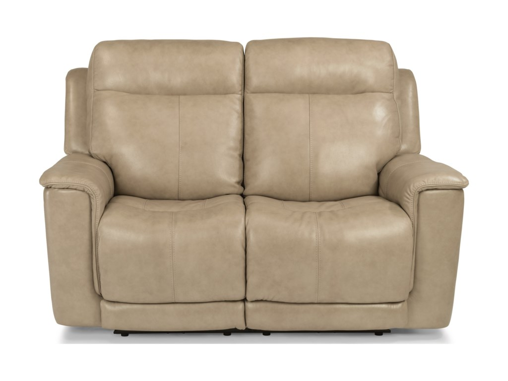 Flexsteel Latitudes - MillerPower Reclining Love Seat