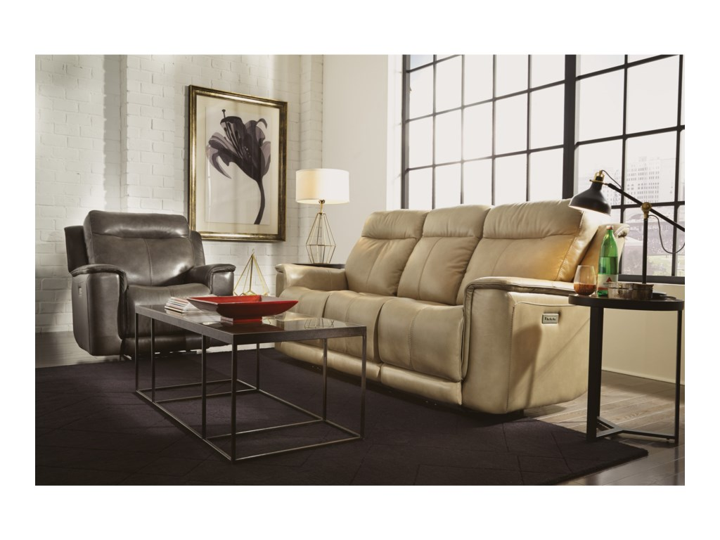 Flexsteel Latitudes - MillerPower Reclining Sofa