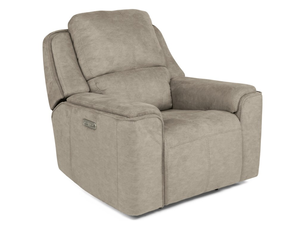 Flexsteel Latitudes - MiloPower Recliner