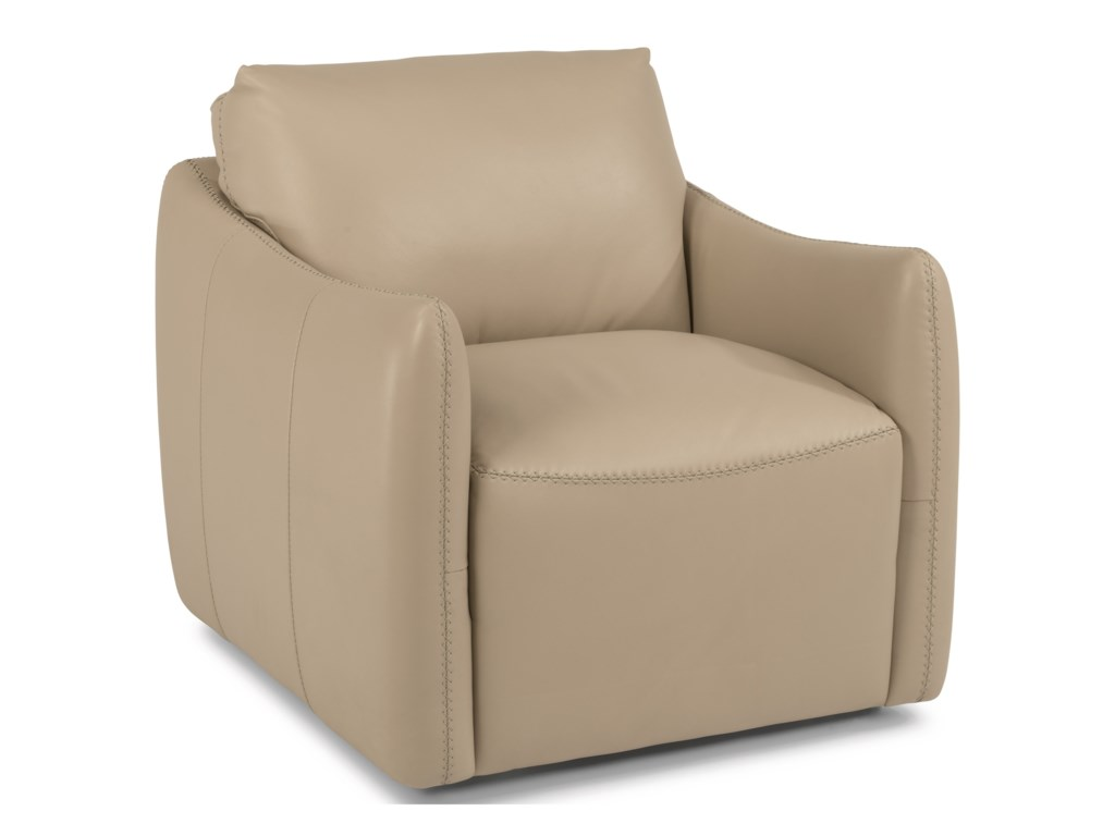 Flexsteel Latitudes - MorganSwivel Chair