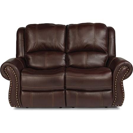 Power Reclining Love Seat