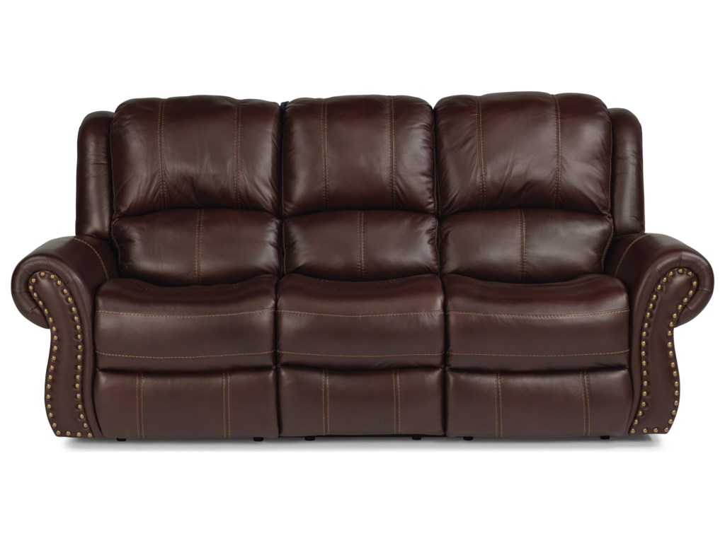 Flexsteel Latitudes - PattonPower Reclining Sofa
