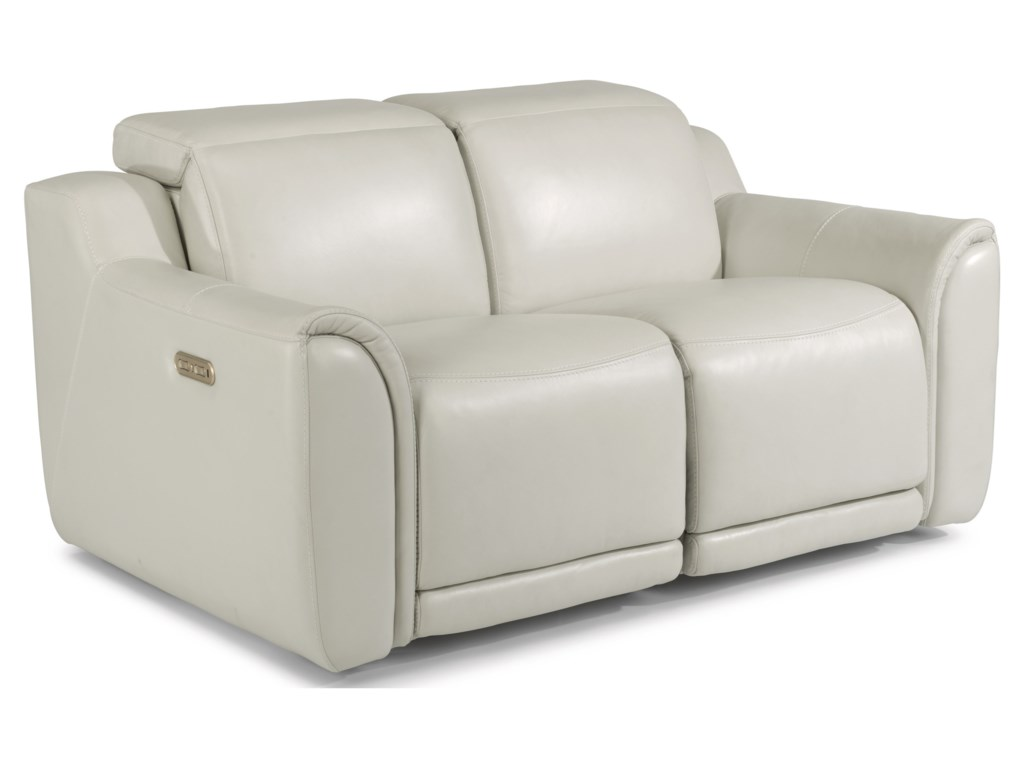Flexsteel Latitudes - ReignPower Reclining Loveseat
