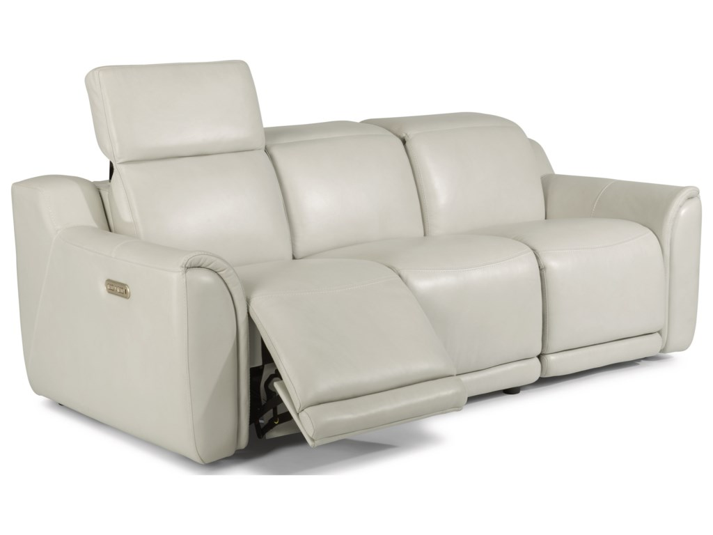 Flexsteel Latitudes - ReignPower Reclining Sofa