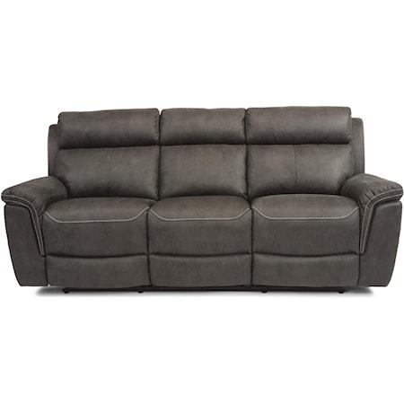 Power Rcl Sofa w/ Pwr Headrest