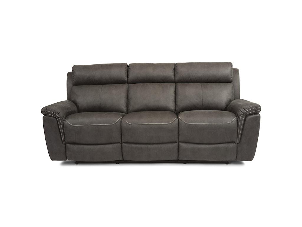 62ph Casual Reclining Sofa