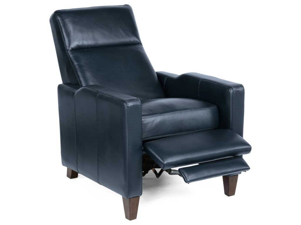 Flexsteel Latitudes - RobinPush-Back High-Leg Recliner