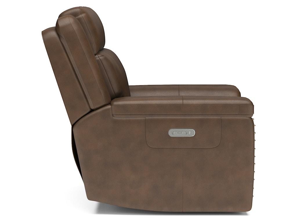 Flexsteel Latitudes - YumaPwr High-Lg Recl w/ Pwr Headrest