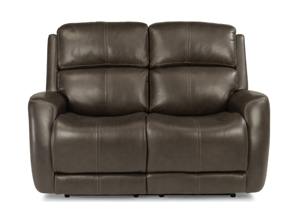 Flexsteel Latitudes - ZeldaPower Reclining Love Seat