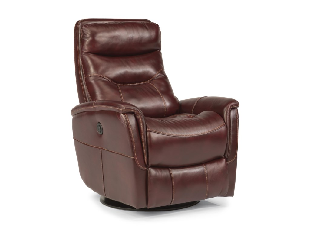 Flexsteel Latitudes Go Anywhere ReclinersAlden King Power Swivel Glider Recline