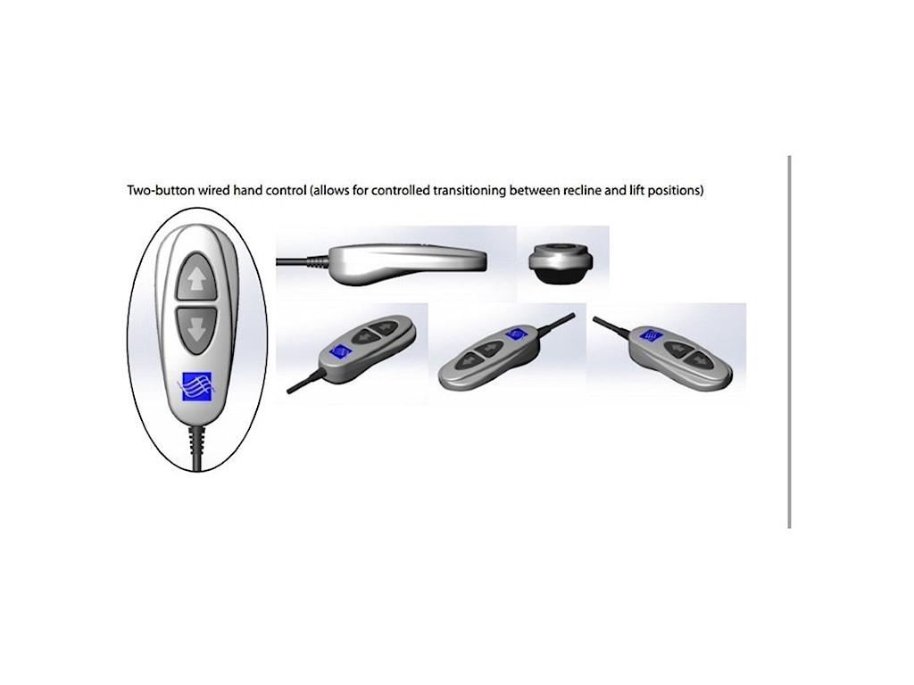 Flexsteel Latitudes Lift ChairsLift Recliner w/ Right-Hand Cntrl