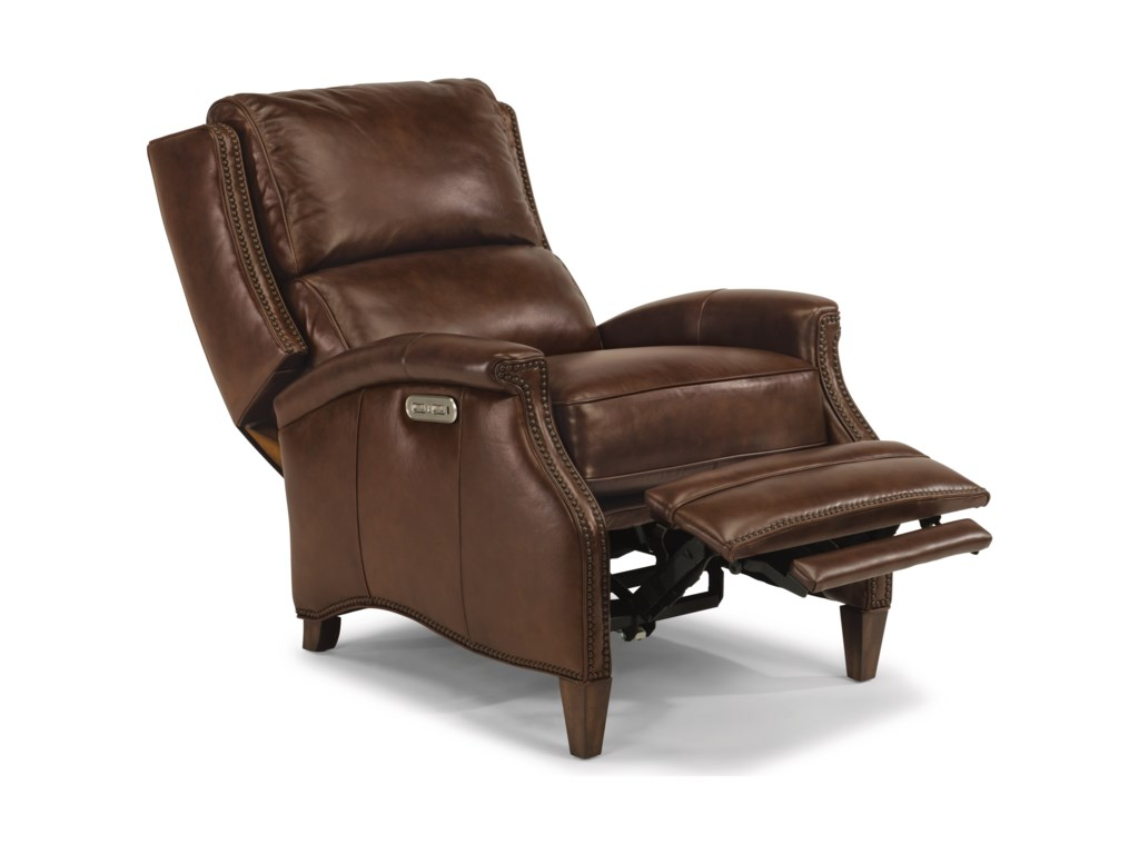 Flexsteel Latitudes-BishopPower High-Leg Recliner