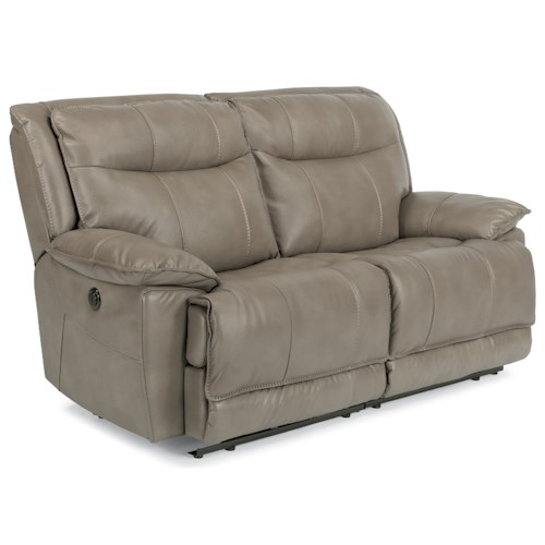 Flexsteel Latitudes-Bliss Power Reclining Loveseat